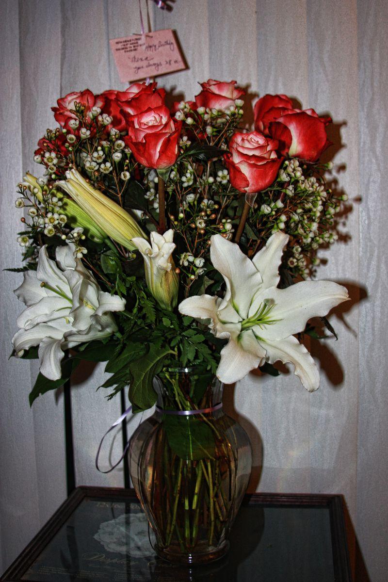 Thena's flowers